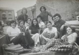 Photo: La Jira. Proveedor: Julia González Izquierdo. Año:1975.