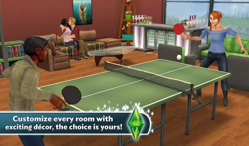 The Sims FreePlay Mod Apk v5.13.0 (Unlimited Money)