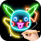 Draw Glow Cartoon APK