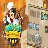 Word Chef Word Puzzle Android APK Download Free By Dantes Game TRK