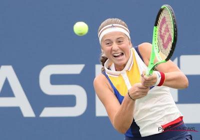 Julia Görges en Jelena Ostapenko spelen de finale in Luxemburg