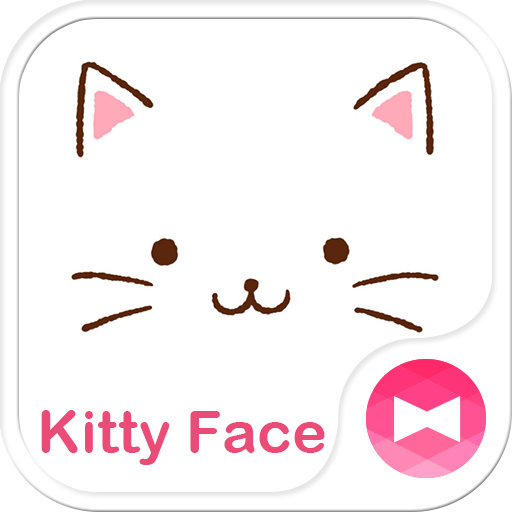Cute Theme-Kitty Face- file APK for Gaming PC/PS3/PS4 Smart TV