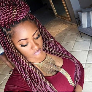Senegalese Twist Hairstyle - Apps on Google Play