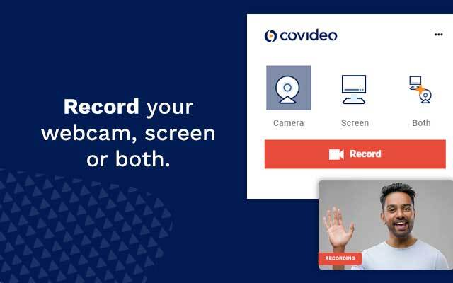 #1 Video & Screen Recorder For Work | Covideo