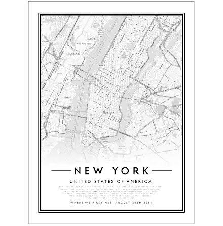 CITY MAP - NEW YORK