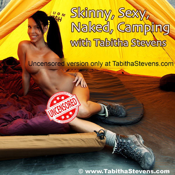 Photo: Skinny Sexy Naked Camping with Tabitha Stevens by Gary Orona