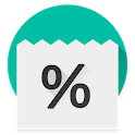 TipCalculator for Android Wear icon