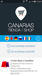 Canarias Shops - náhled