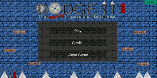 Dodge It: The Nearly Impossible Platformer (Free) ss1