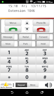 MedTel Phone- screenshot thumbnail