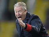 Peter Maes n'a pas apprécié la mentalité de ses joueurs contre Lokeren