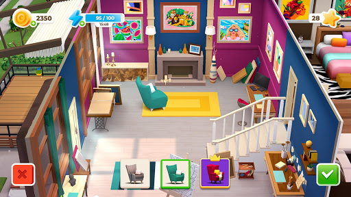 Gallery: Coloring Book by Number & Home Decor Game filehippodl screenshot 8