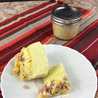 Copycat Starbucks Sous Vide Egg Bites (Ham and Cheddar) Recipe
