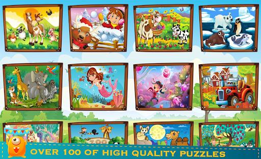Cartoon Jigsaw & Tile Puzzle screenshots 1