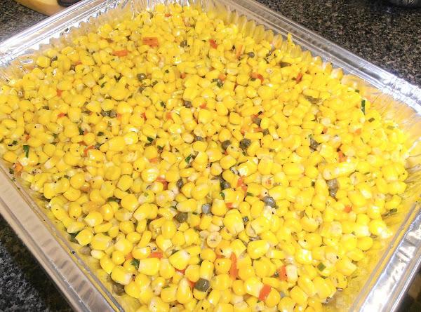 Easy Pan Fried Tasty Corn Recipe