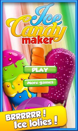 Ice Candy Maker 1.1.2 screenshot 305160