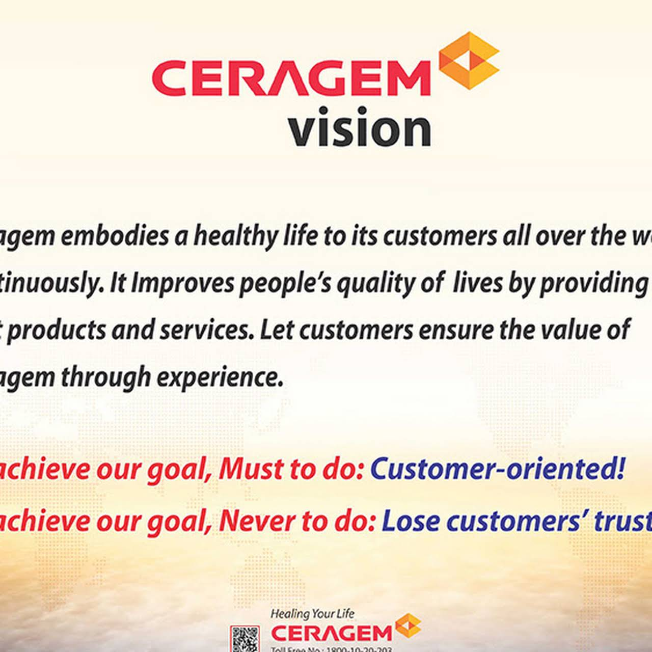 CERAGEM, Vaishali (Rishit Enterprises) - Ceragem Physical
