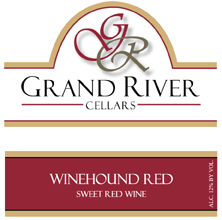 Logo for Winehound Red