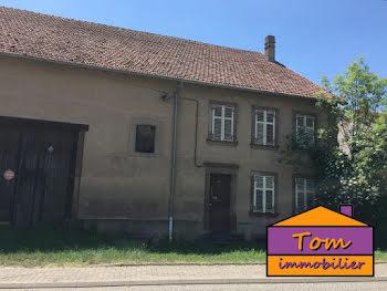 maison à Sarraltroff (57)
