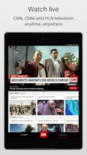 CNN Breaking US & World News – ekraanipildi pisipilt