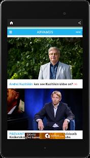 Estonia Newspapers App | Estonia News - náhled