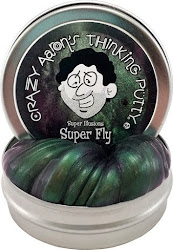 Crazy Aaron's Thinking Putty - Super Fly