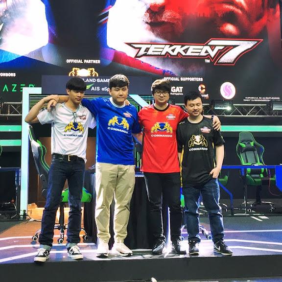 Thailand Garme Expo Tekken7