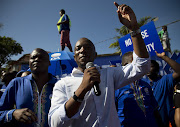 DA leader Mmusi Maimane. File photo.