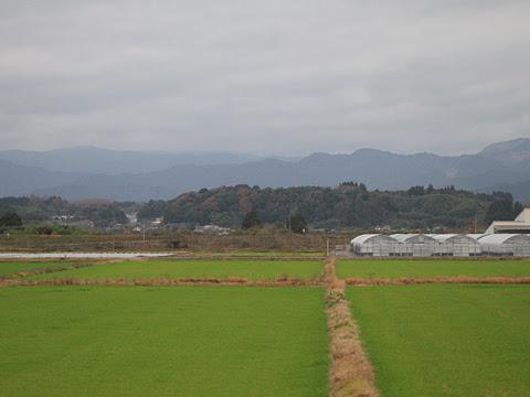 くま川鉄道 KT-501 車窓