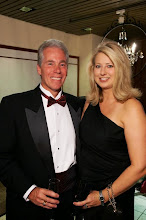 Photo: Tom Paumier, D.D.S. (honorary medical staff chair for the 2013 Imagine! Harvest Ball) poses with his wife, Christy.