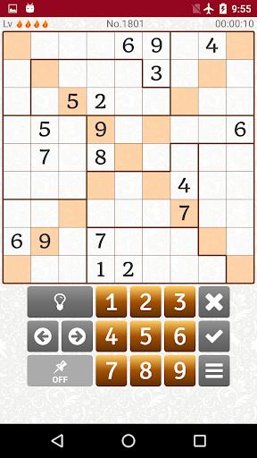 Extreme Difficult Sudoku 2500 1.2.2 Windows u7528 6