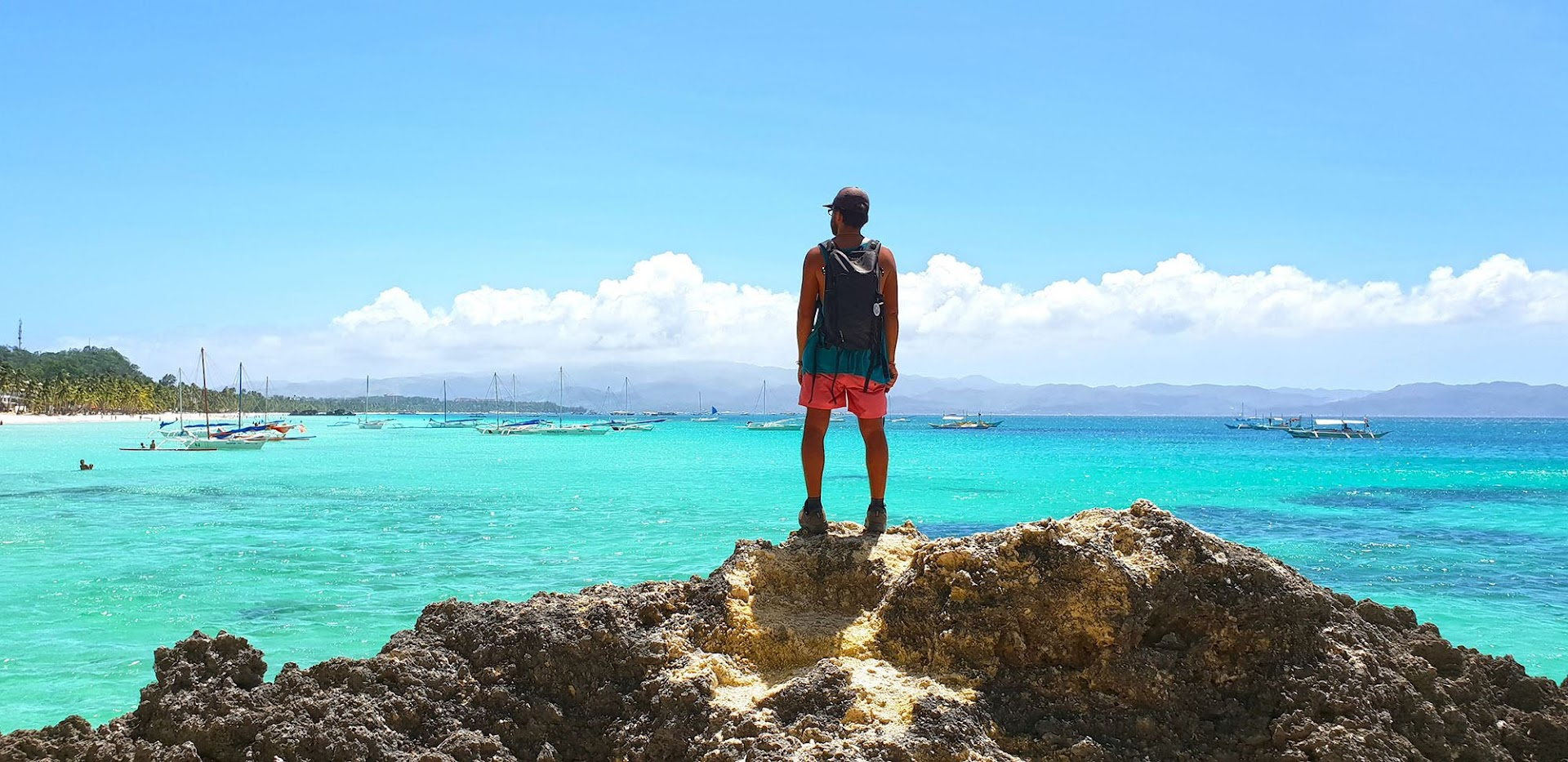 VISITAR BORACAY, de party island a um belo destino de praia em família e lua-de-mel nas Filipinas