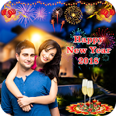 New Year Photo Frame : New Year Photo Editor
