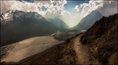 Photo: Nepal : Langtang : Cherko Ri