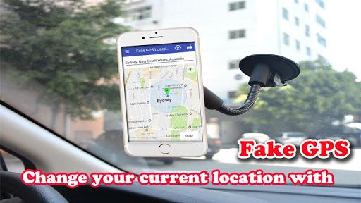 Fake GPS Location Changer 2018  screenshots 5