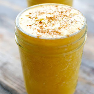 Vegan Pumpkin Pie Smoothie