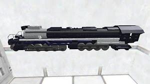 UP鉄道4000形 蒸気機関車 ビックボーイ