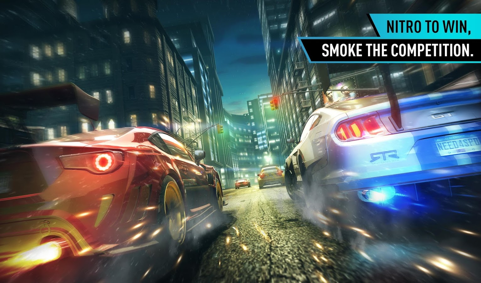 Screenshots of Need for Speed™ No Limits for iPhone