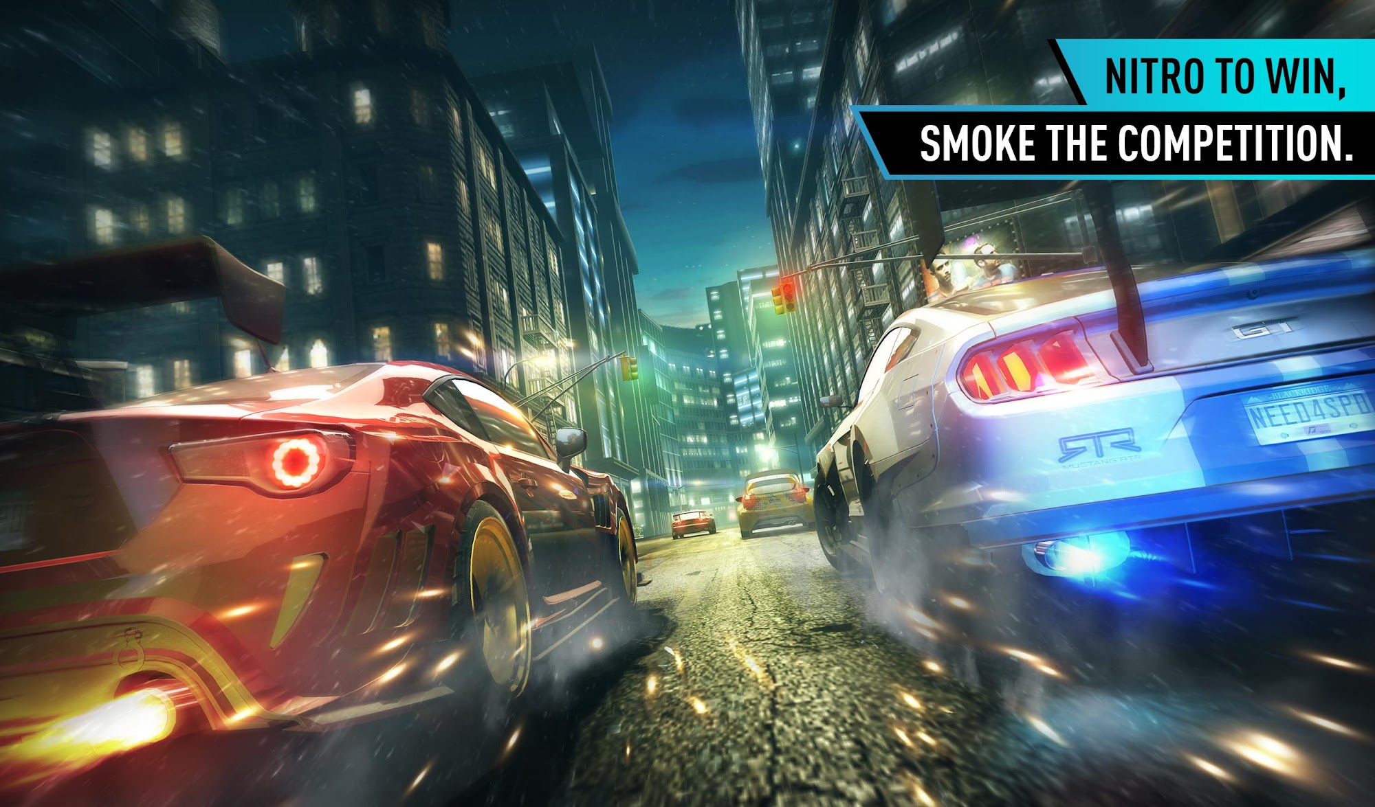 Need for Speed™ No Limits screenshot #5