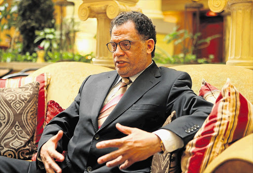 Danny Jordaan is said to have swept sexual harassment allegations against a Safa official under the carpet.
