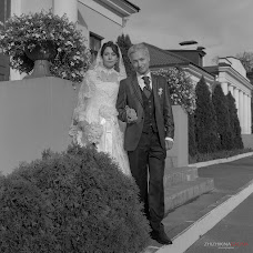 Wedding photographer Galina Zhizhikina (zhizhikina). Photo of 28.10.2013