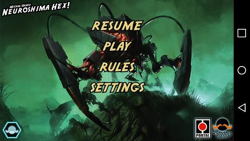 Neuroshima Hex screenshot 1