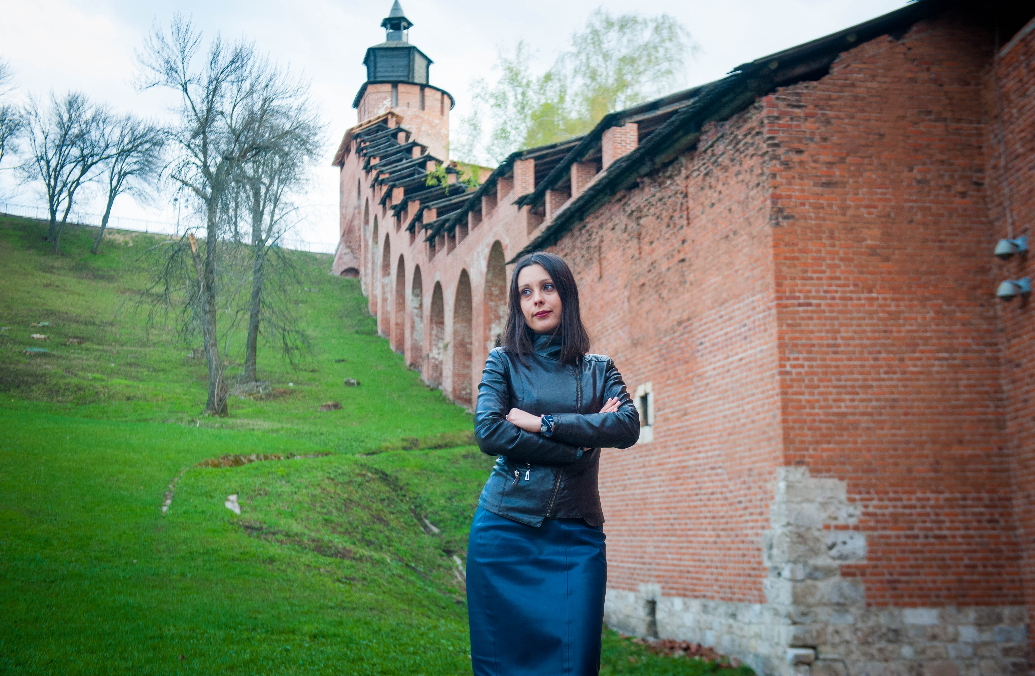 Камиля Рычагова в Нижнем Новгороде