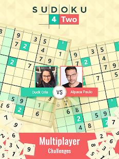 Sudoku 4Two Multiplayer