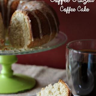 Coffee Glazed Coffee Cake Recipe
