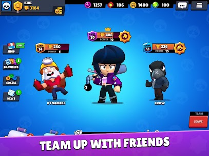 Brawl Stars Mod Apk [Private Server + Unlimited Money] 29.270 10