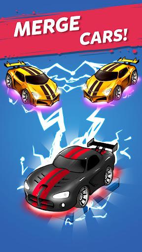 Merge Neon Car 1.0.42 screenshots 1