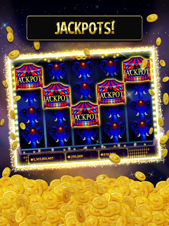 Vegas World - Free Slots App & Social Casino Game