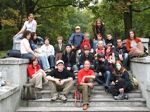 """Photo: Kraków """"Park Sztuki"""" kl. B (ceram) 09.2005"""