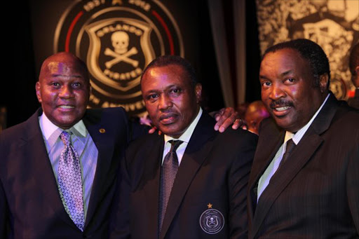 Kaizer Motaung and Jomo Sono go down memory lane ahead of derby 9d3660a68f4d
